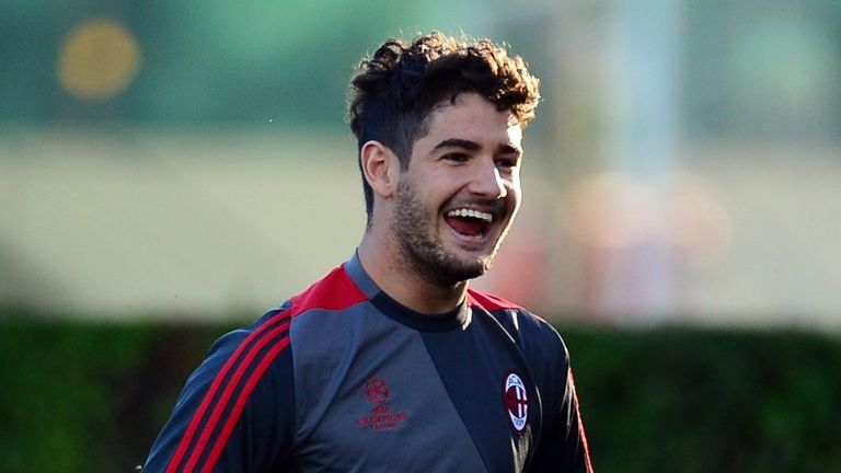 Alexandre Pato: Has swapped AC Milan for Corinthians