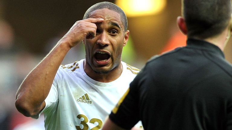 Ashley Williams: Believes Swansea were worthy of point