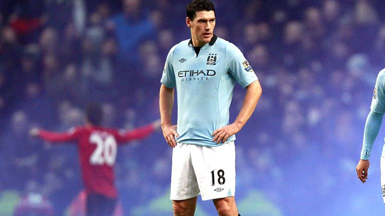 Gareth Barry: Hit with a one-match ban and a fine