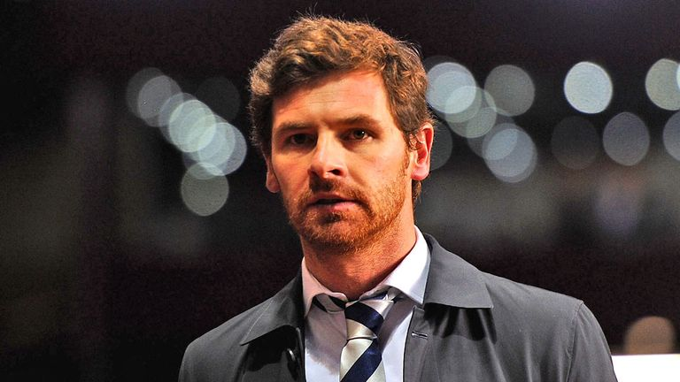 Andre Villas-Boas: Offered his backing to Paul Lambert