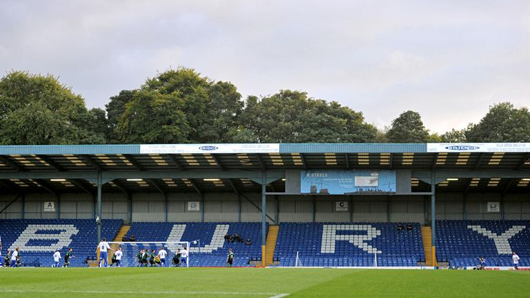 Gigg Lane: Home to the Shakers