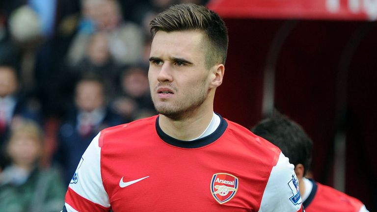 Carl Jenkinson: Subject of loan enquiries from several clubs