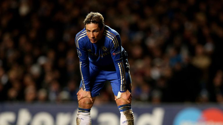Fernando Torres: Chelsea striker believes Blues' attacking unit needs more time to develop