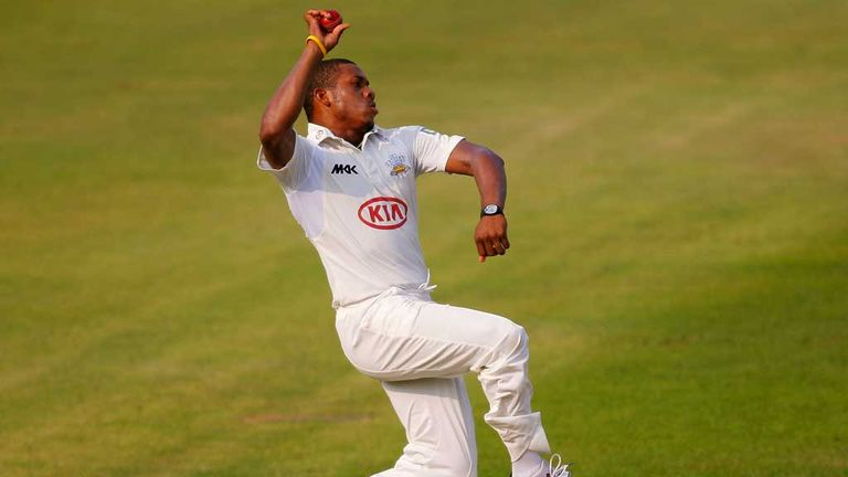 Chris Jordan: Two-year contract at Sussex