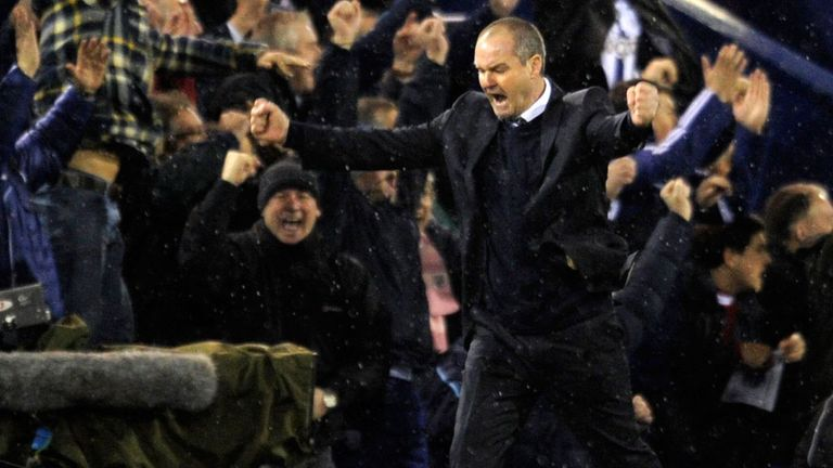 Steve Clarke: West Brom boss keen for his side to get back to winning ways