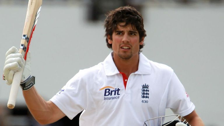 Cook: Another innings, another century for the England ace