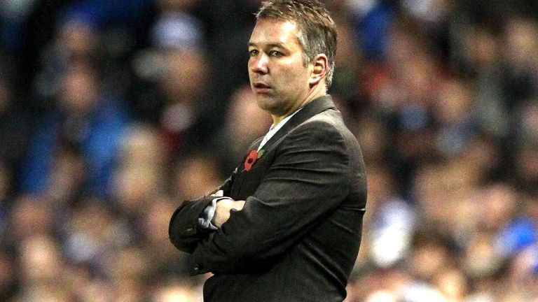 Darren Ferguson: Hopeful of Gayle staying