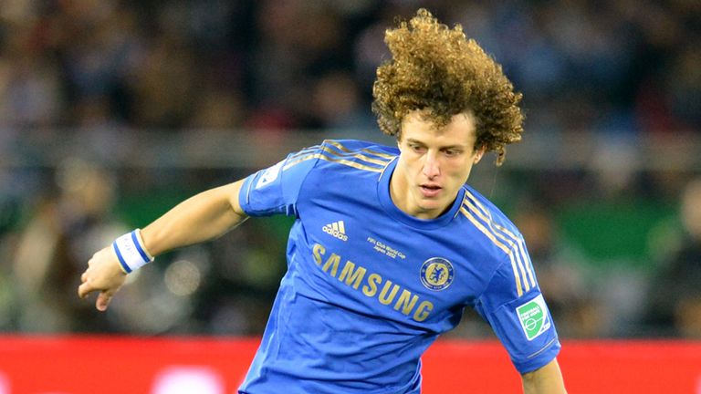 David Luiz: Not under as much pressure in midfield, according to Benitez