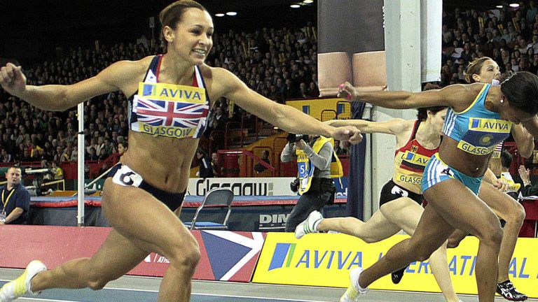 Jessica Ennis: Indoor season sacrificed in pursuit of World gold