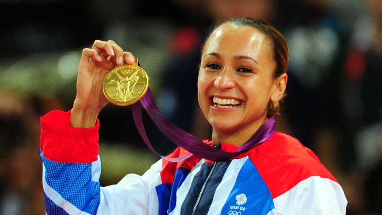Jessica Ennis: Leading contender for SPOTY