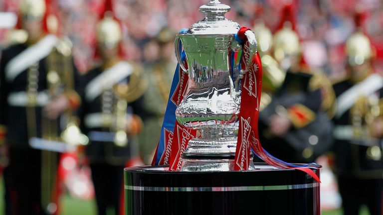 Manchester City and Wigan will be competing for the FA Cup trophy on Saturday