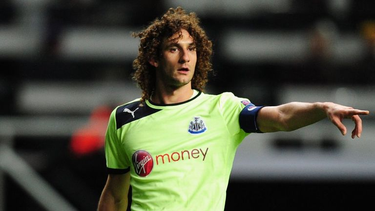 Fabricio Coloccini: Will discuss his future with Alan Pardew this week