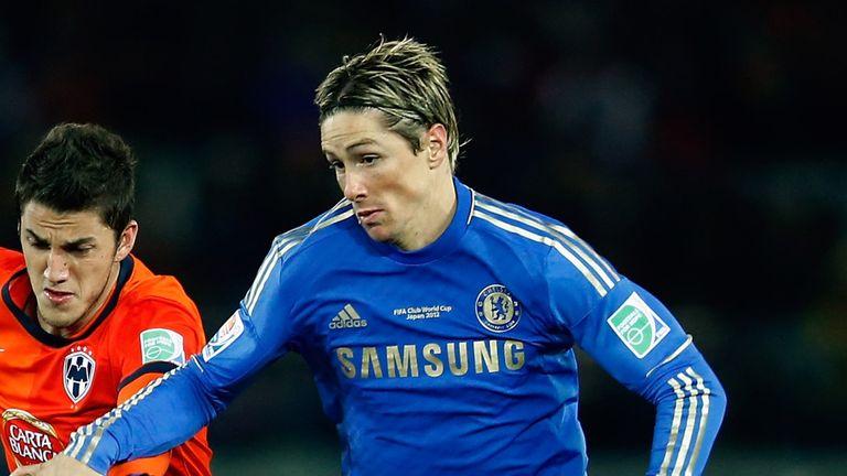 Fernando Torres: Pleased with Rafa Benitez's influence at Chelsea