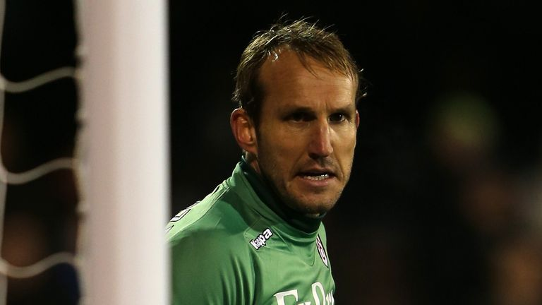 Mark Schwarzer: In contract talks with Fulham