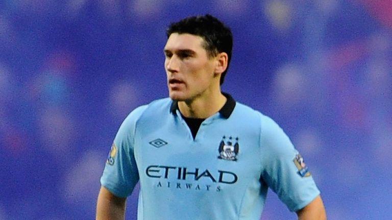 Gareth Barry: One year left on current deal