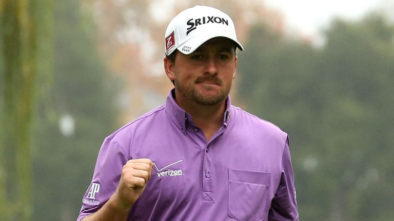 Graeme McDowell: Two-shot lead in World Challenge