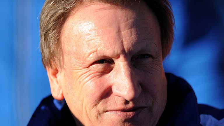 Neil Warnock: Looking at striker