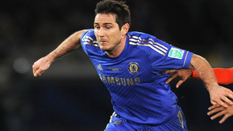 Frank Lampard: Chelsea midfielder is not past his best, according to Rafa Benitez