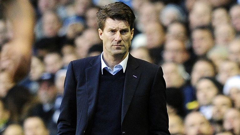 Michael Laudrup: Commended his Swansea team after a stunning start