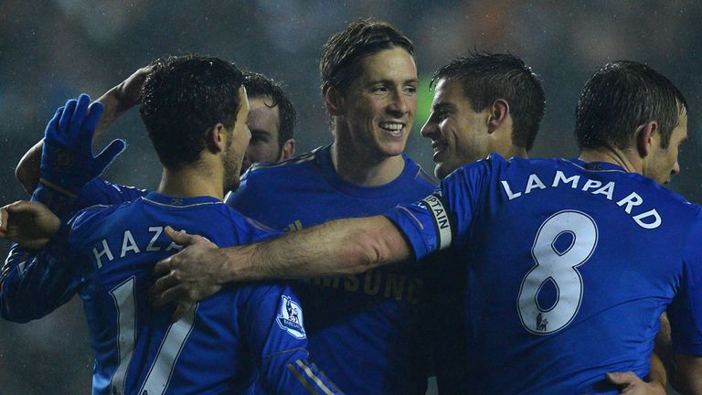Fernando Torres: Has been back among the goals since Benitez's arrival