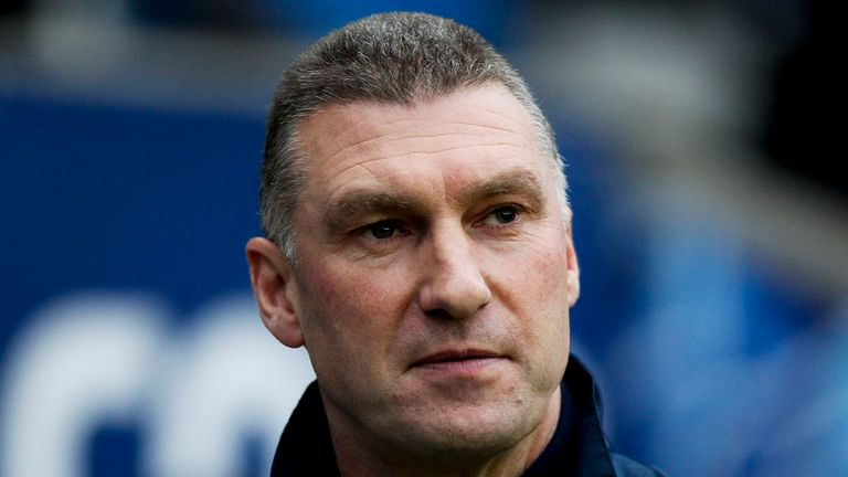Nigel Pearson: Keen to continue recent performances and results