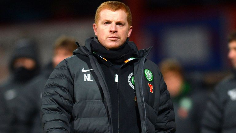 "Neil Lennon: ""Two bits of quality decided it"""