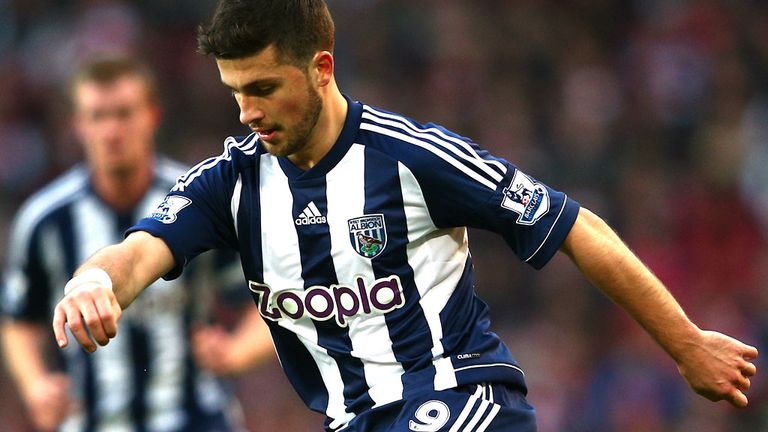 Shane Long: Headed West Brom's second goal against Tamworth