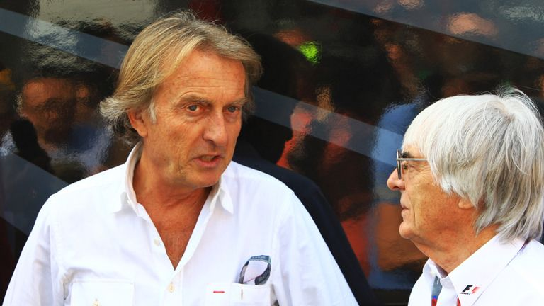 Luca di Montezemolo: Unhappy with testing and Bernie