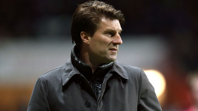 Michael Laudrup: Is within touching distance of a Wembley final