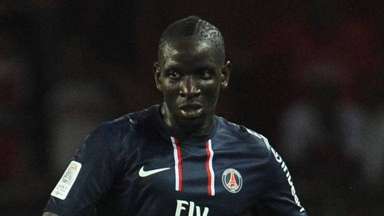 Mamadou Sakho: Staying put at PSG