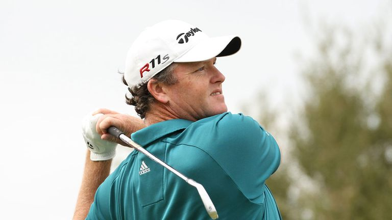 Marcus Fraser: Leads the way in Sydney after two rounds