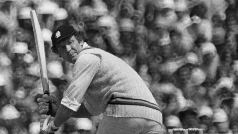 Mike Denness: Won six trophies with Kent and a further two at Essex