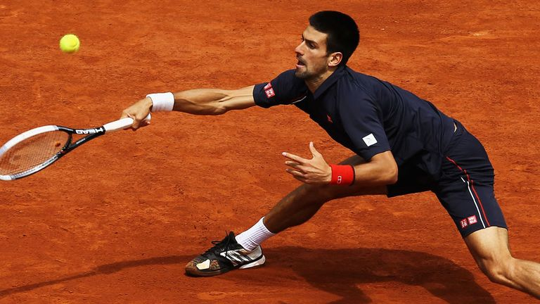 Novak Djokovic: Targets clay court Grand Slam title in 2013