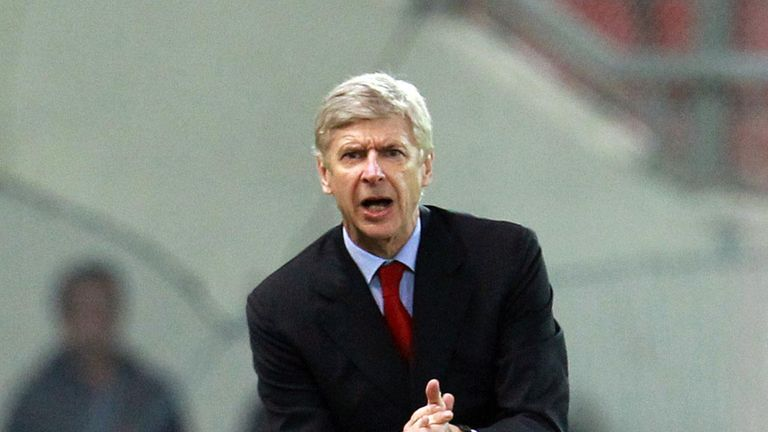 Arsene Wenger: Says Arsenal's away form has not been the problem this season