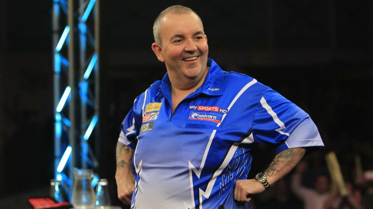Phil Taylor: Desperate to regain world title