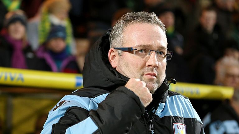 Paul Lambert: Has impressed chief executive Faulkner