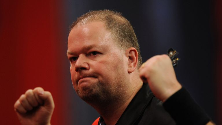 Raymond van Barneveld: Averaged over 108 in his first-round win