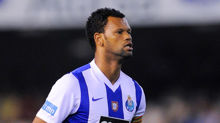 Rolando: The Portuguese defender has joined Napoli on a short-term deal