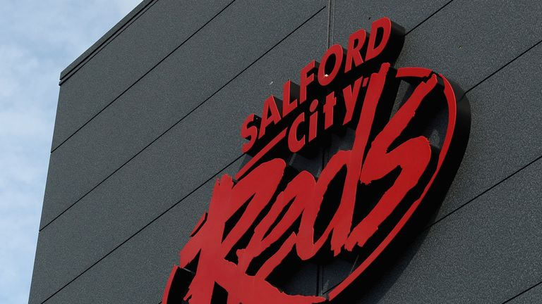 Salford City Reds: Fined for breach of rules