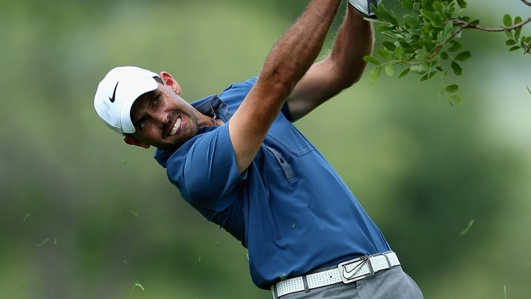 Charl Schwartzel: Share of the halfway lead at Leopard Creek