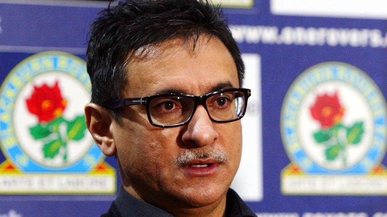 Shebby Singh: Bollywood star is a 'guest'