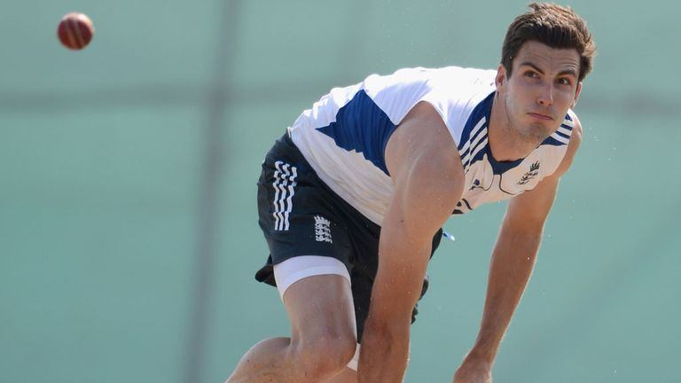 Steven Finn: one of few players to emerge with credit from England's 5-0 defeat to India in 2011