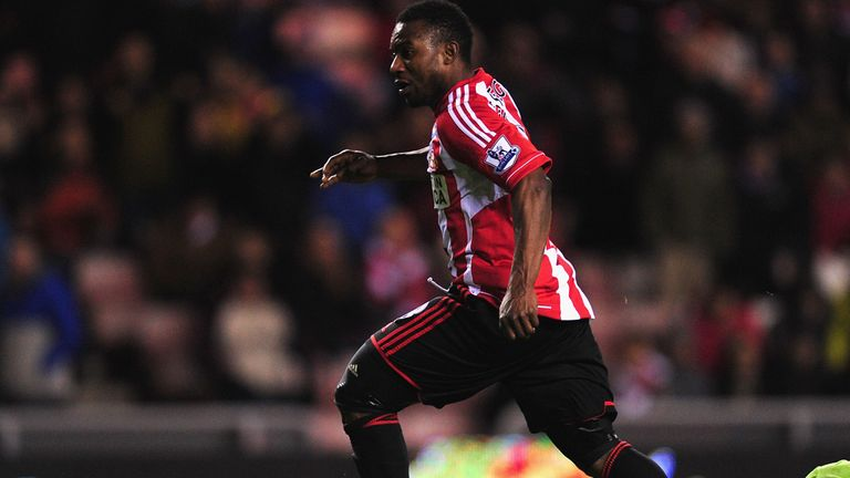 Stephane Sessegnon: Teamwork key to Sunderland's improvement
