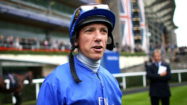 Frankie Dettori: Handed six month suspension on Wednesday