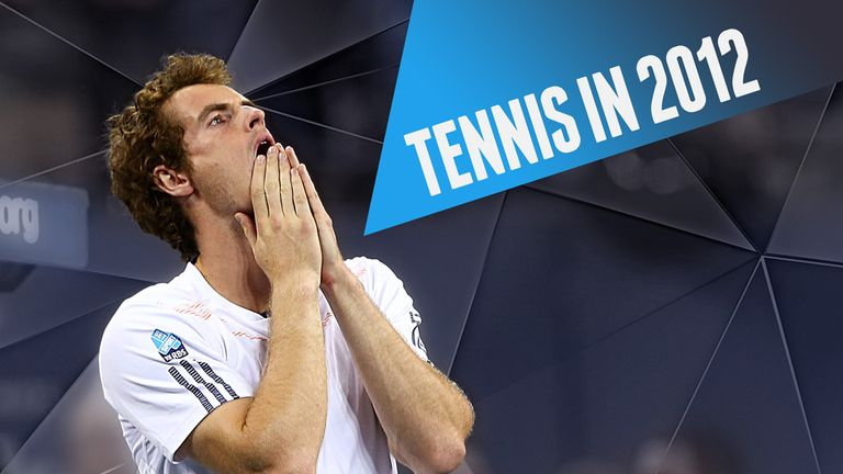 Andy Murray: It was a year to remember for the British No.1