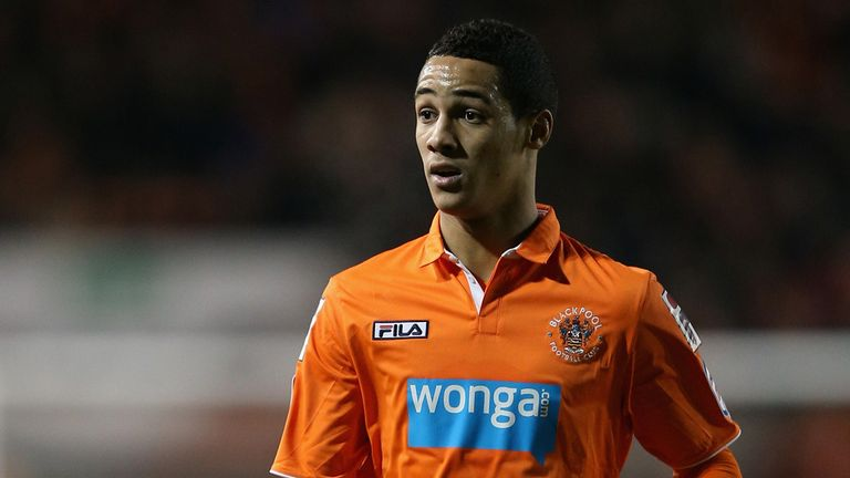 Tom Ince: Failed to lead Blackpool to victory over Wolves