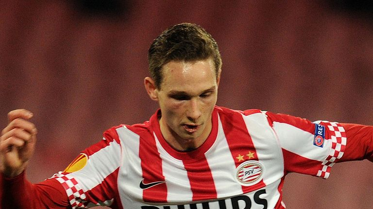 Tim Matavz: Opened the scoring for PSV