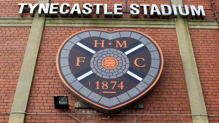 Tynecastle: The home of Hearts