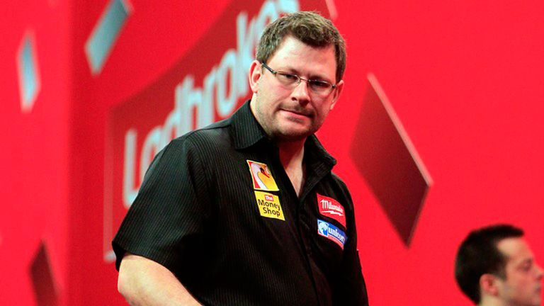 James Wade: Beat Steve Beaton 4-2 to move into last 16 at Ally Pally