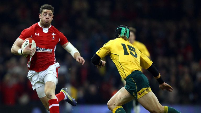 Alex Cuthbert: Could face Australia on Saturday